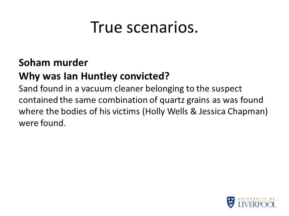 True scenarios. Soham murder Why was Ian Huntley convicted.