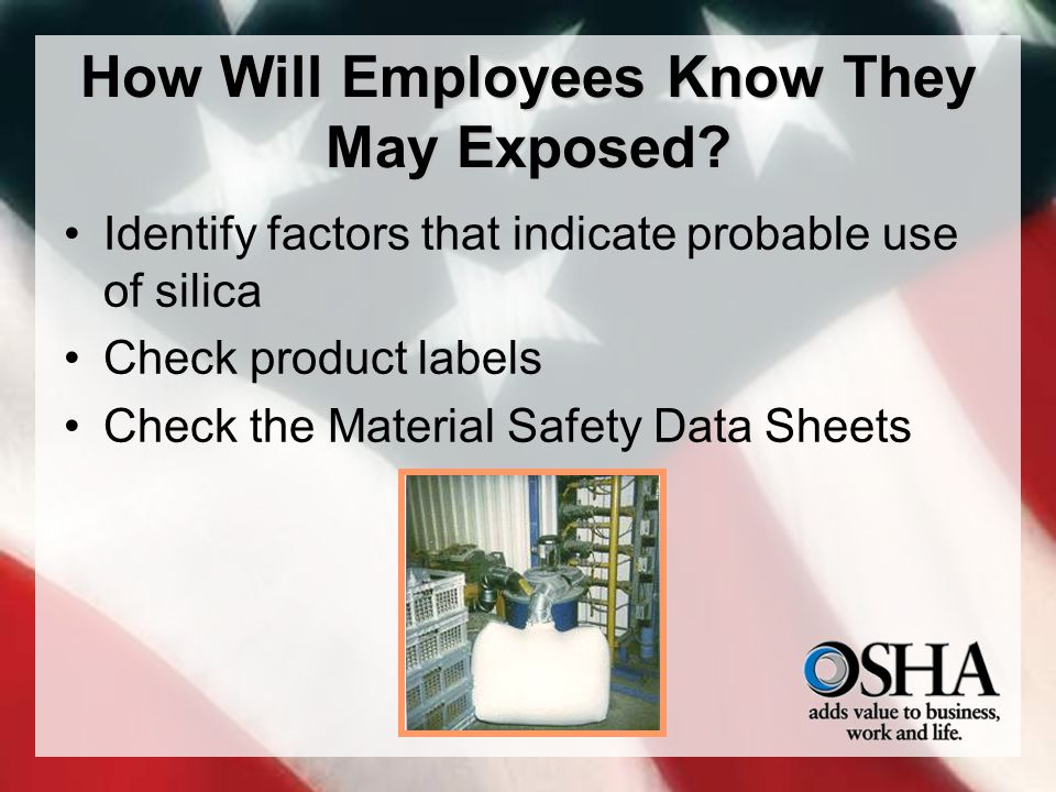 How Will Employees Know They May Exposed.