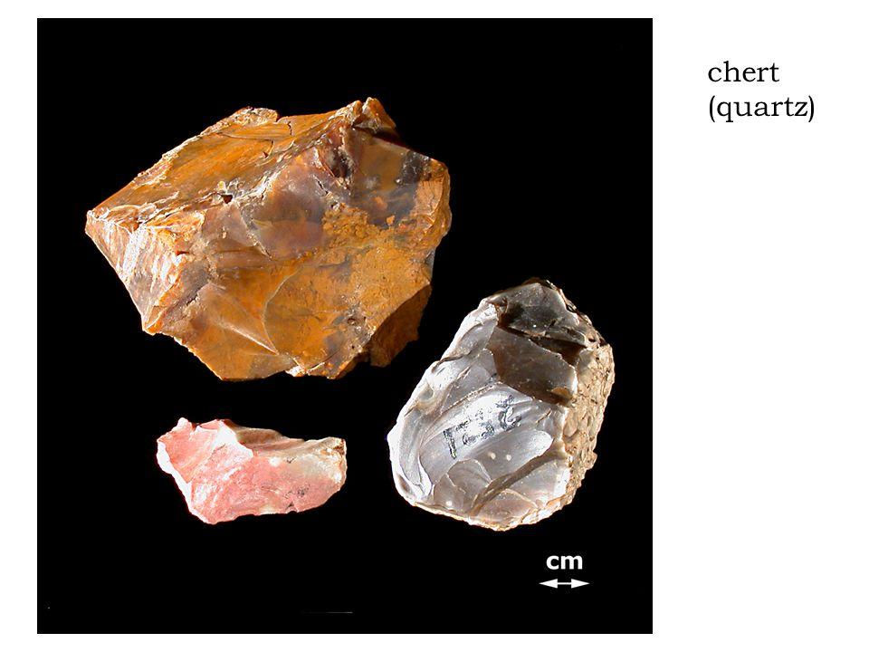 chert (quartz)