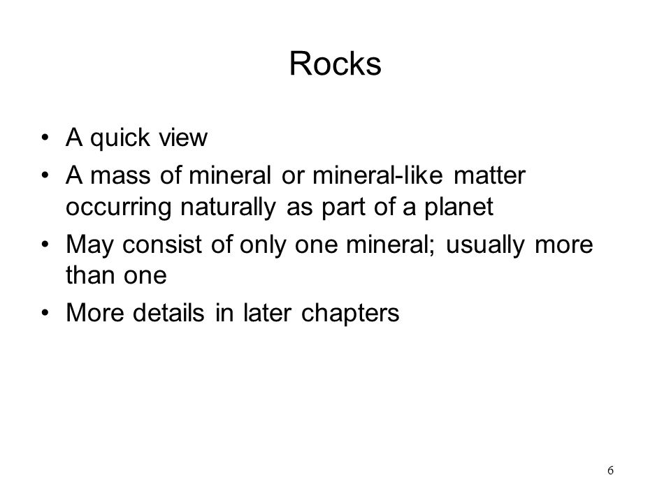 47 Common Silicate Minerals Most silicates form as molten rock cools Minerals indicate formation history Common silicates in the earth's crust –>50% feldspars –12% Quartz The Light & Dark Silicates (kinda like chicken…)