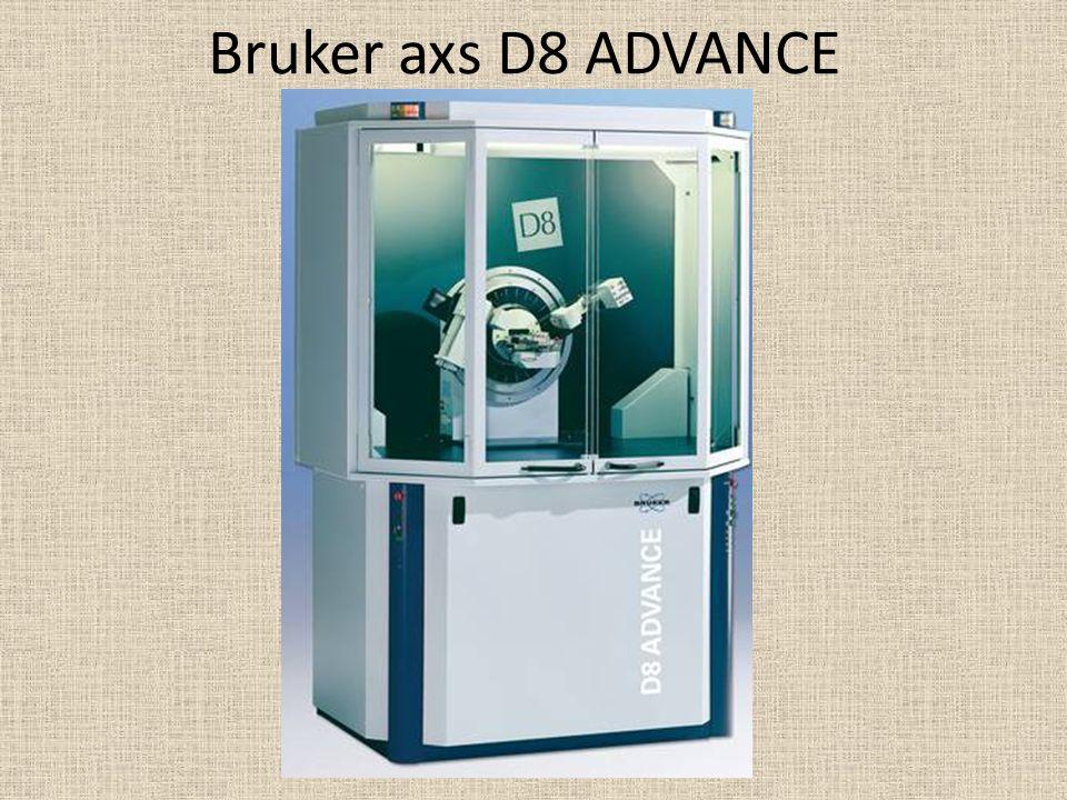 Bruker axs D8 ADVANCE