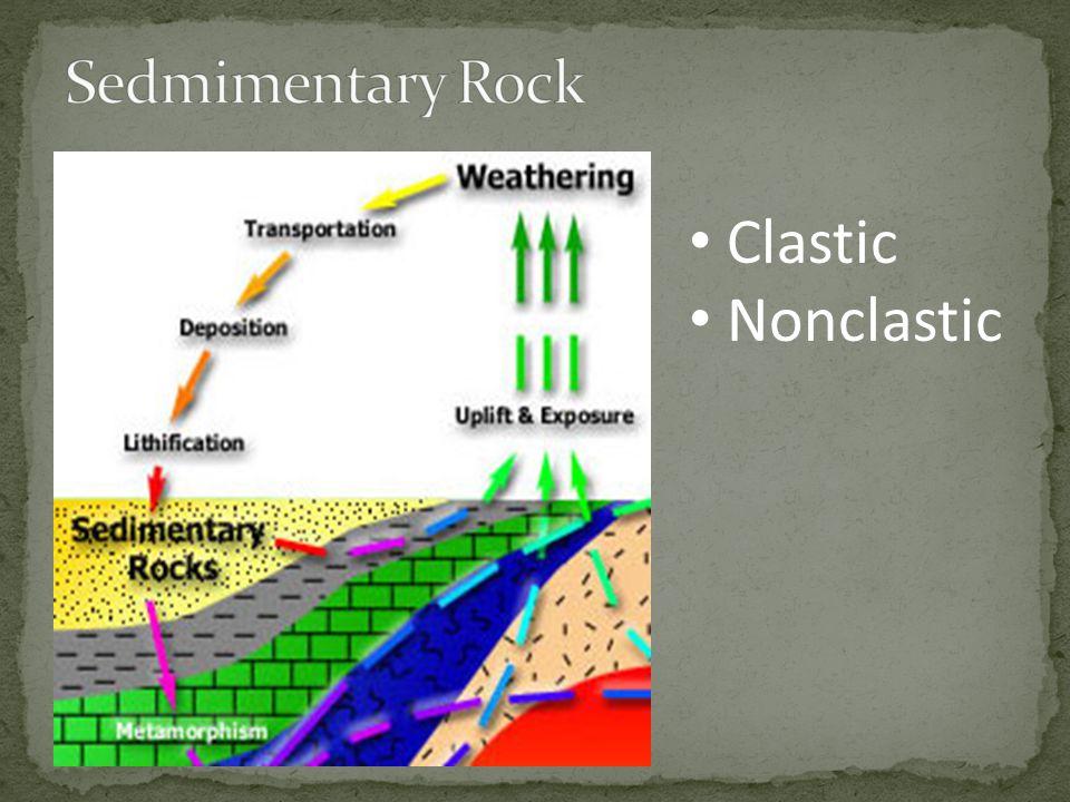 Clastic Nonclastic