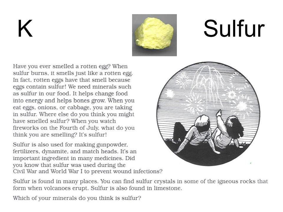 KSulfur