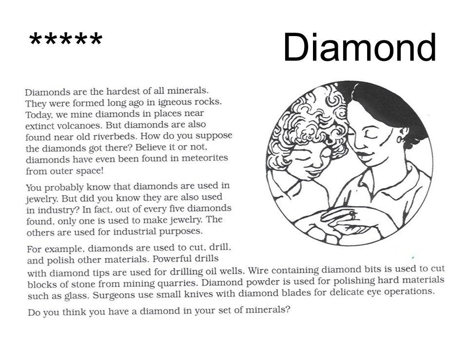 *****Diamond