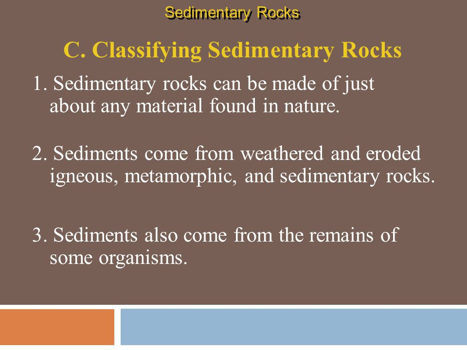 Section Check 4 4 Question 3 What is the process in which small sediments stick together and form solid rocks.