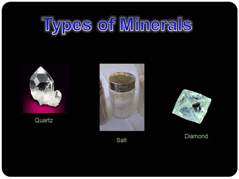 Quartz Diamond Salt