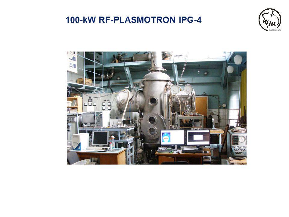 100-kW RF-PLASMOTRON IPG-4