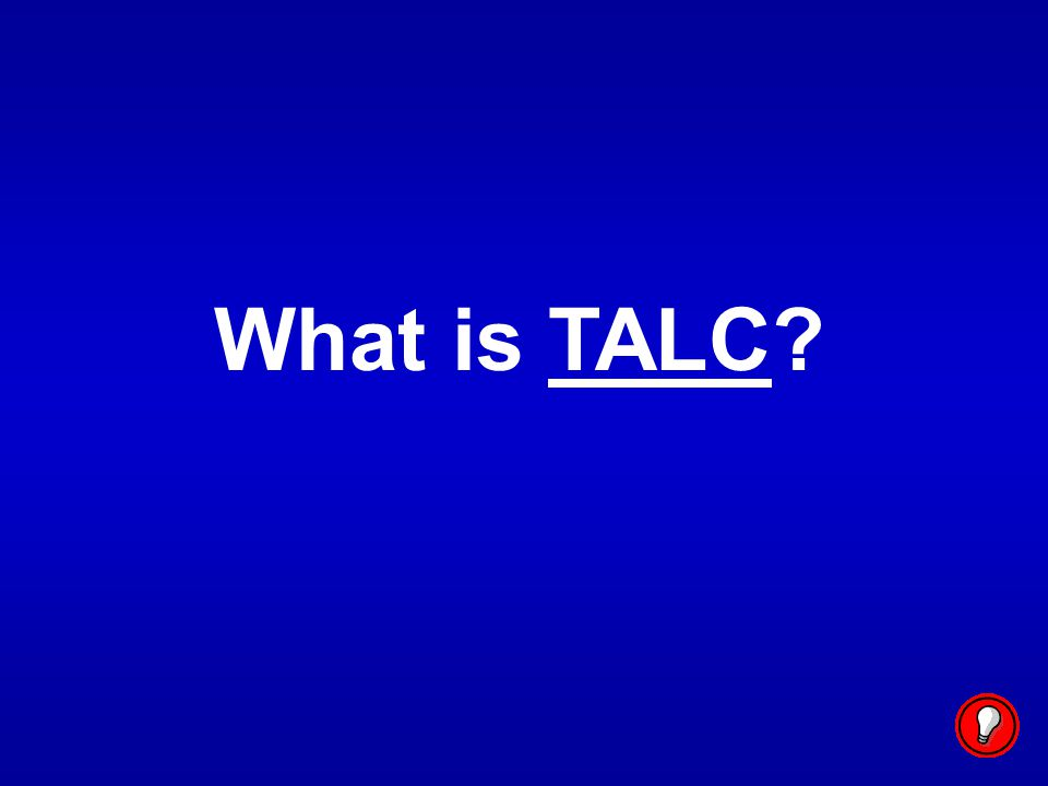 What is TALC