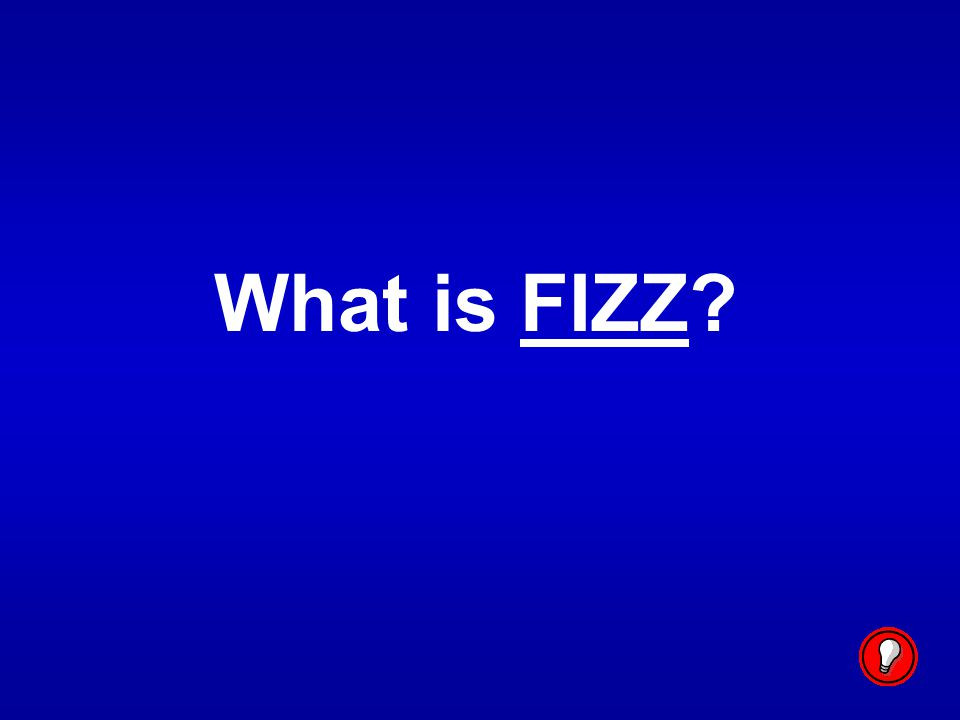 What is FIZZ