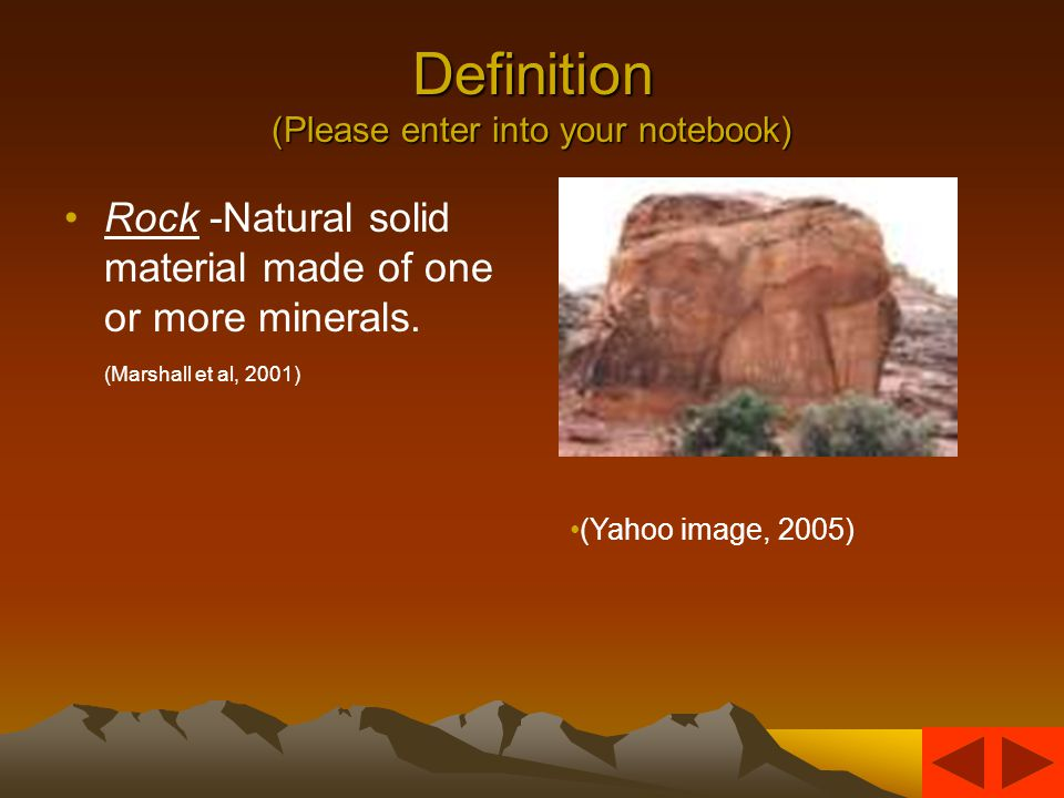 Lesson 2 What are rocks. Objectives Explain what rocks are.
