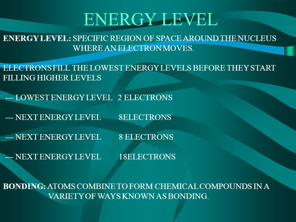 Summary on Bonding Ionic bonding –Involves transfer of valence electrons from one atom to another Covalent bonding –Involves sharing of valence electrons among adjacent atoms Metallic bonding –Electrons flow freely throughout metals; results in high electrical conductivity