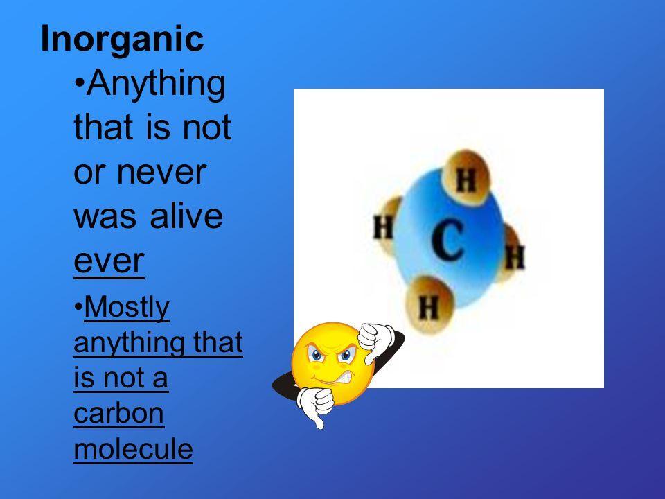 B REAKING DOWN CHEMICAL FORMULAS