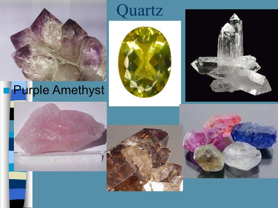 Quartz Purple Amethyst
