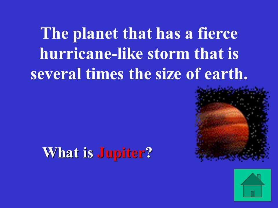 What is Jupiter.