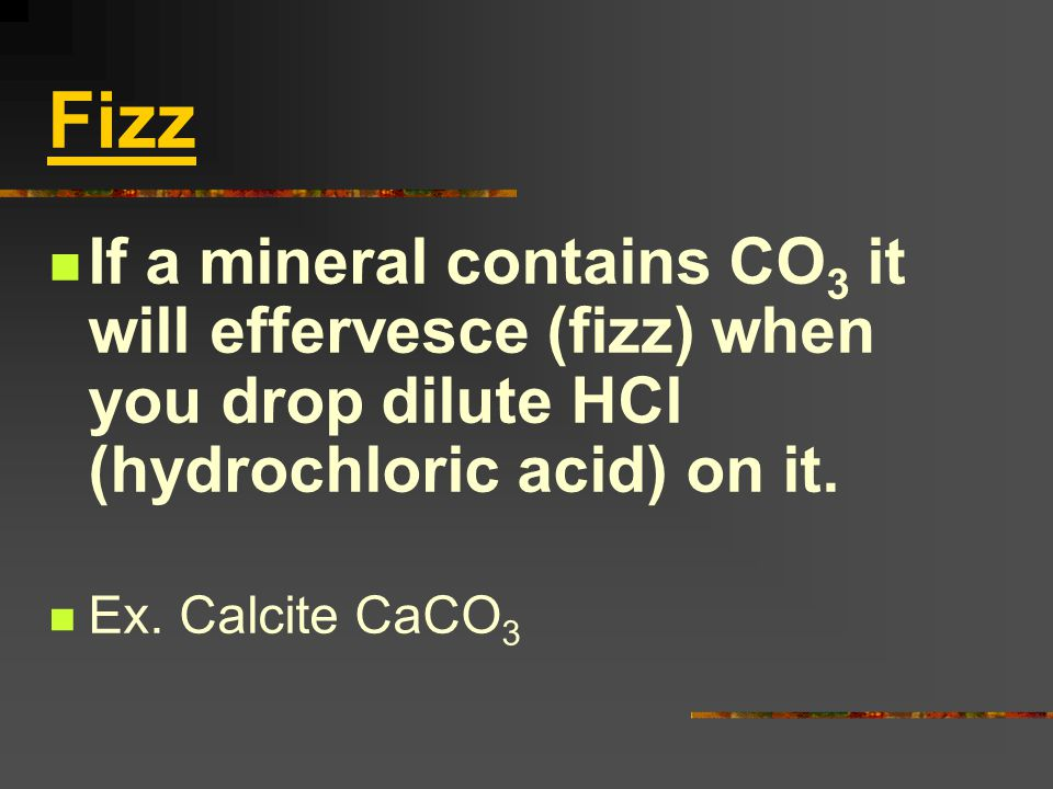 Other Tests Taste Halite--NaCl has a salty taste