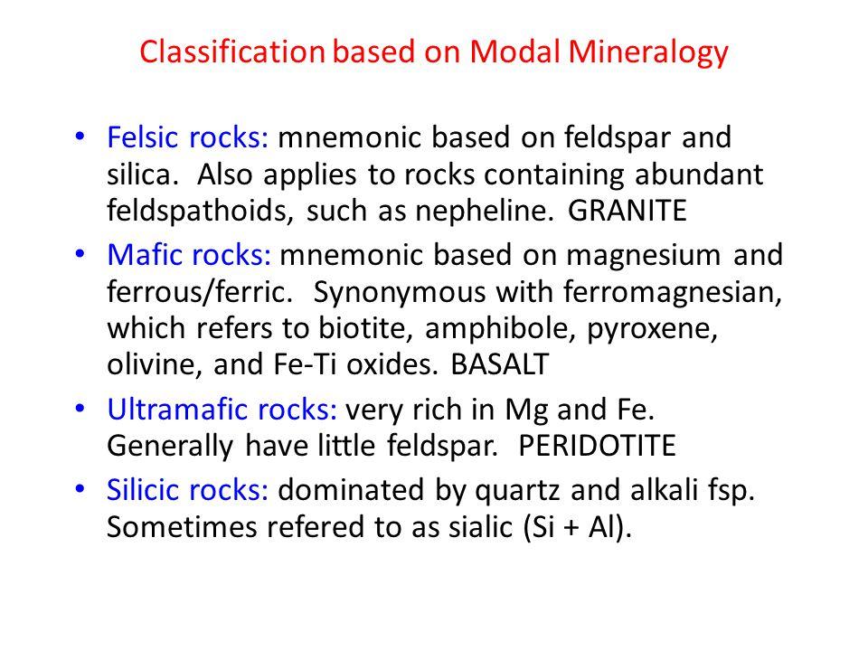 granite granodiorite