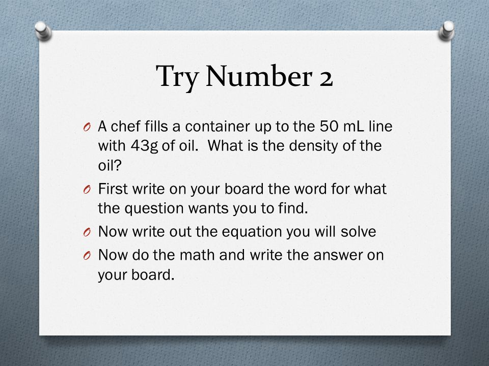 Try Number 11 O You think you have found a diamond.