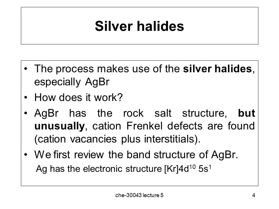 che-30043 lecture 525 Explanation of non-stoichiometry in a material - 1 FeO adopts the rock salt structure, but chemical analysis* shows that it is always deficient in Fe, via Fe vacancies.