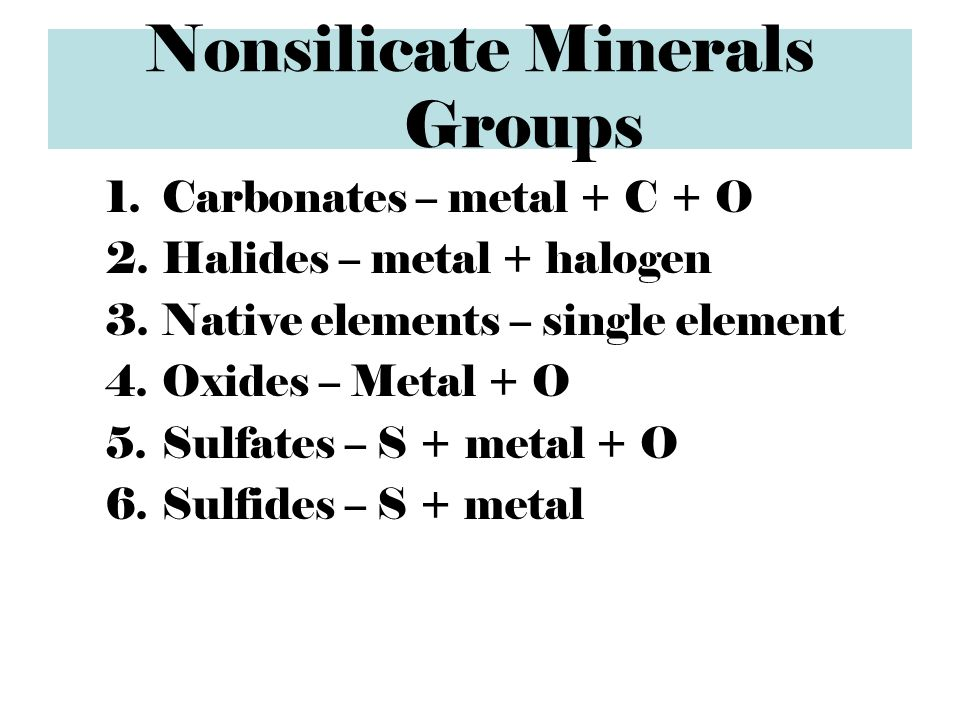 How To Identify Minerals Based on Properties
