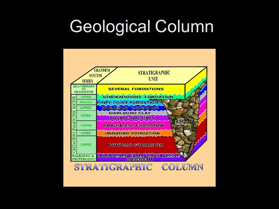 Geological Column