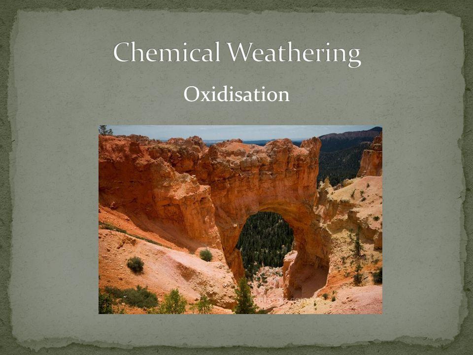 Oxidisation