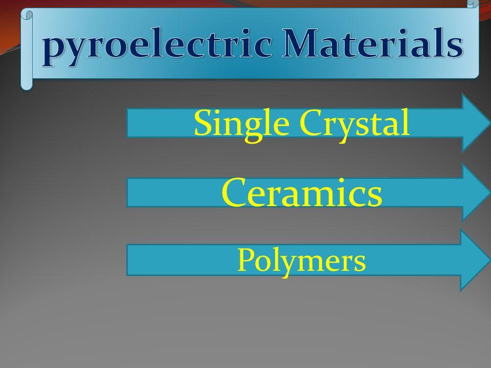 Single Crystal Ceramics Polymers