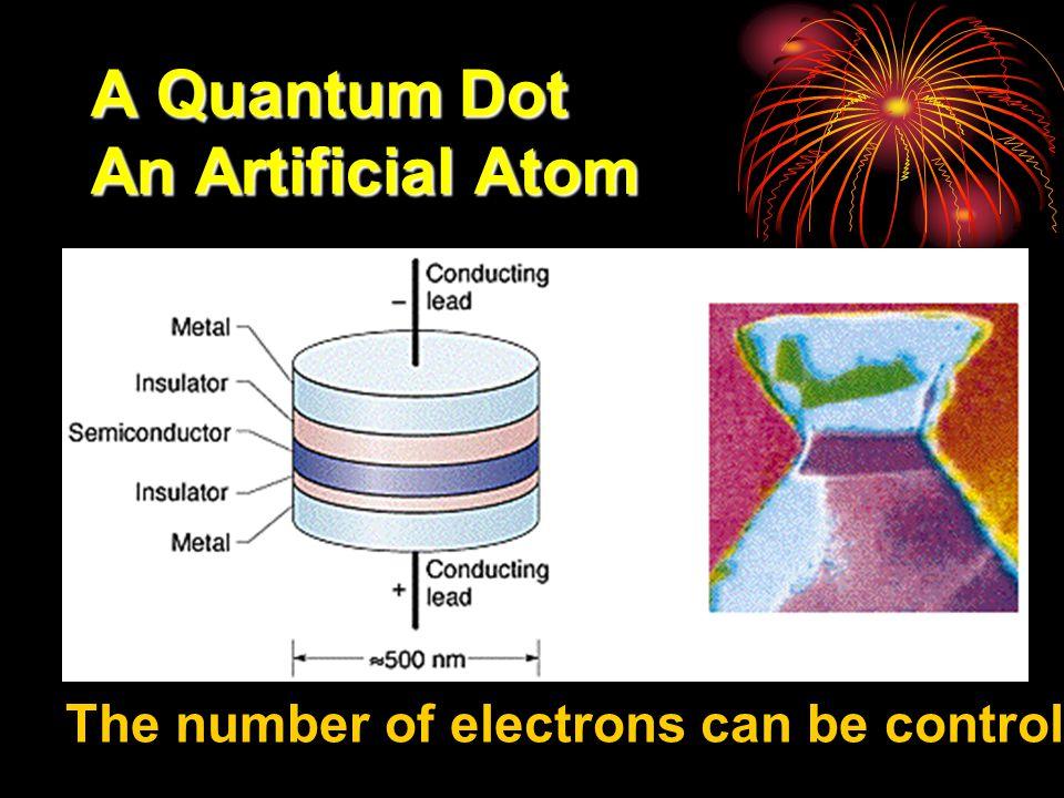 12-1.8 Three Electron Traps Nanocrystallites 硒化鎘 Nanocrystallites 硒化鎘奈米晶 粒 那種顏色的顆粒比較小