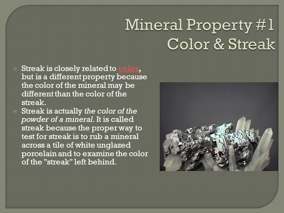  Nonmetallic luster  Streak – white to light blue  Hardness- 3.5 – 4  Fracture  Uses – in jewelry and as a blue pigment in paint.