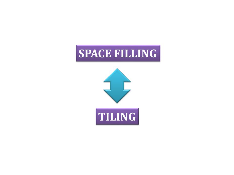 SPACE FILLING TILING