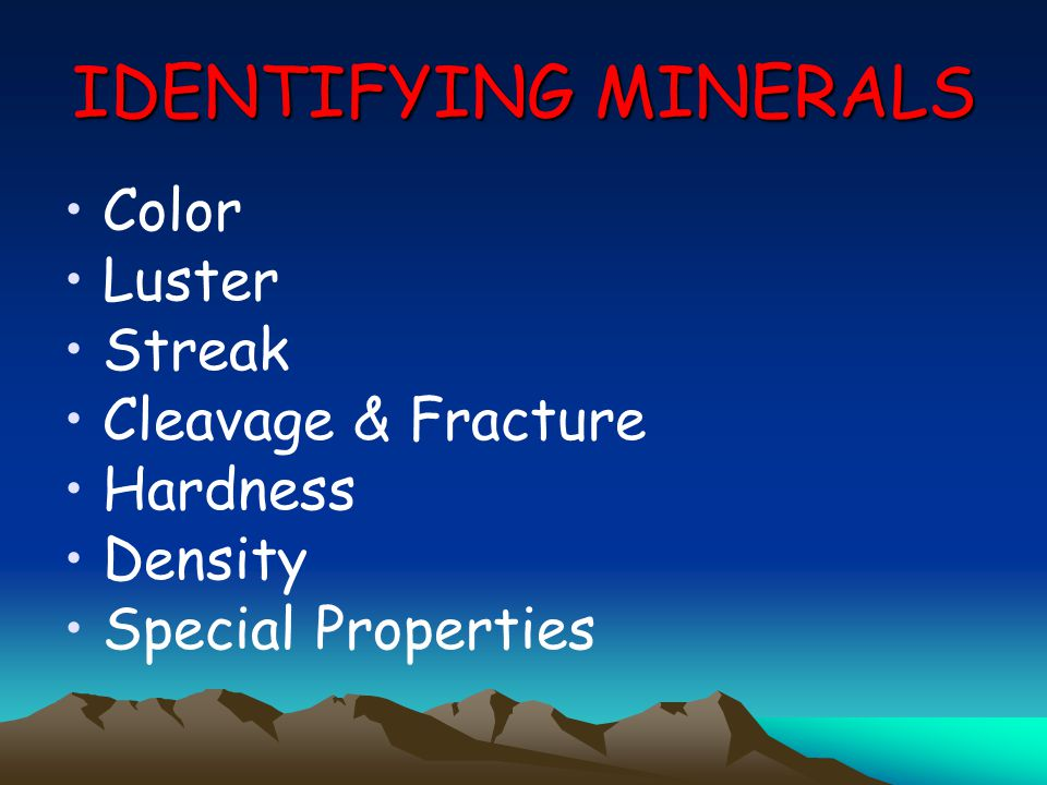 DENSITY Water has a density of 1g/cm 3 Used as a reference point for other substances.