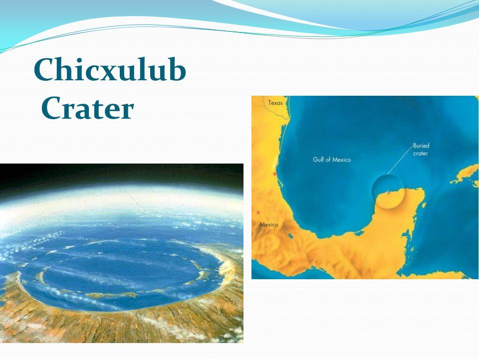 Chicxulub Crater