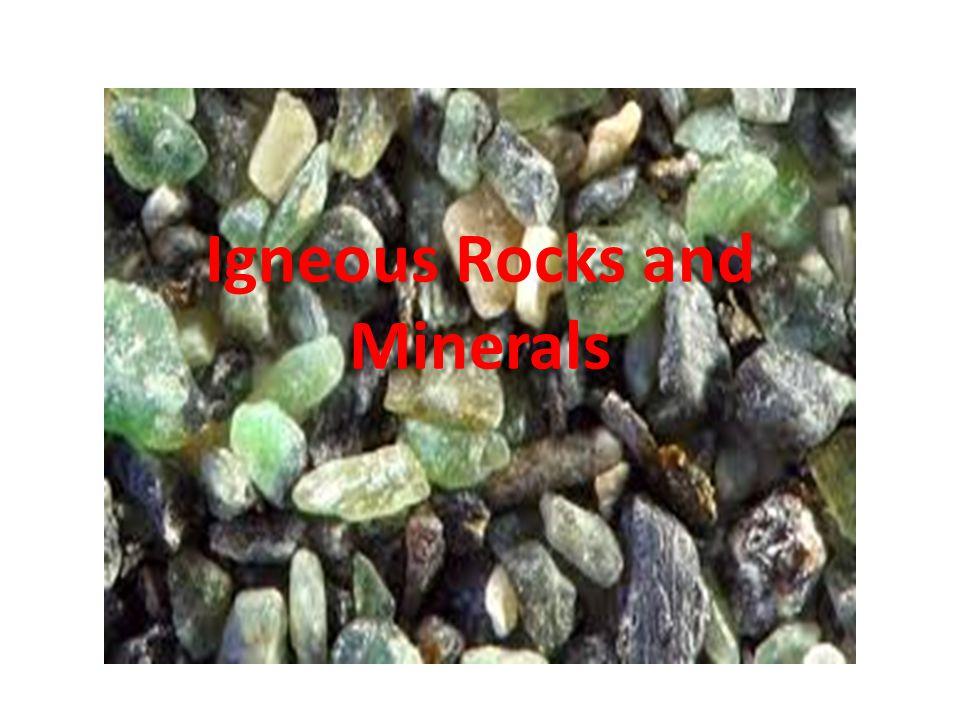 Igneous Rocks-'Fire' Rocks https://www.youtube.com/watch v=PrN7jygu 4cQ https://www.youtube.com/watch v=PrN7jygu 4cQ What are igneous rocks.