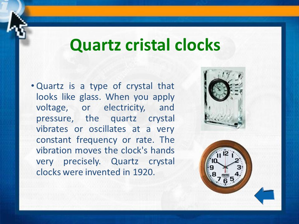 Pendulum clocks The first clock with a minute hand was invented by Jost Burgi in 1577.