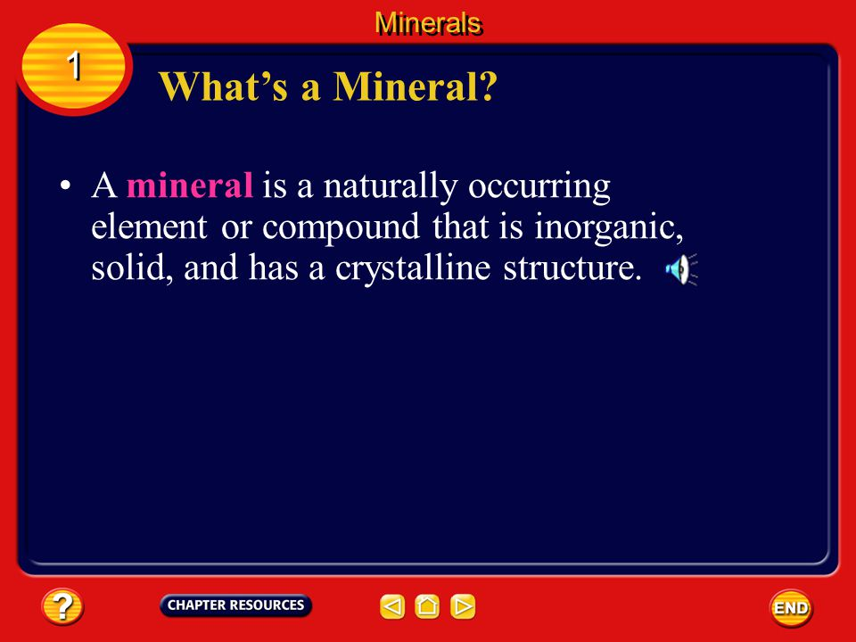 The crust is the outermost layer of Earth. Common Elements Minerals 1 1 Composition of Earth's Crust