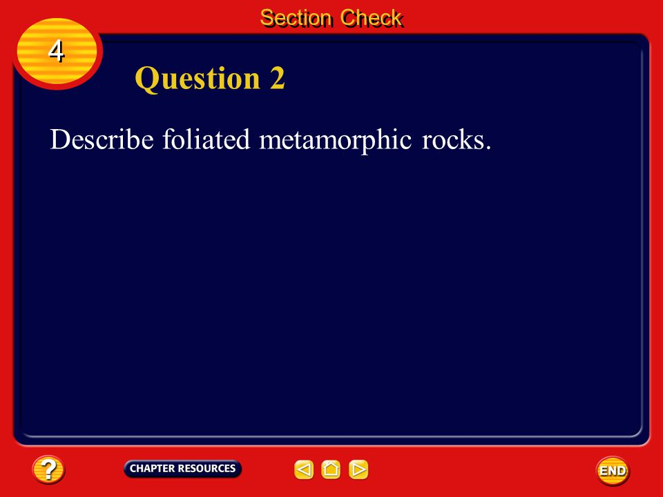 Section Check Answer The answer is D.