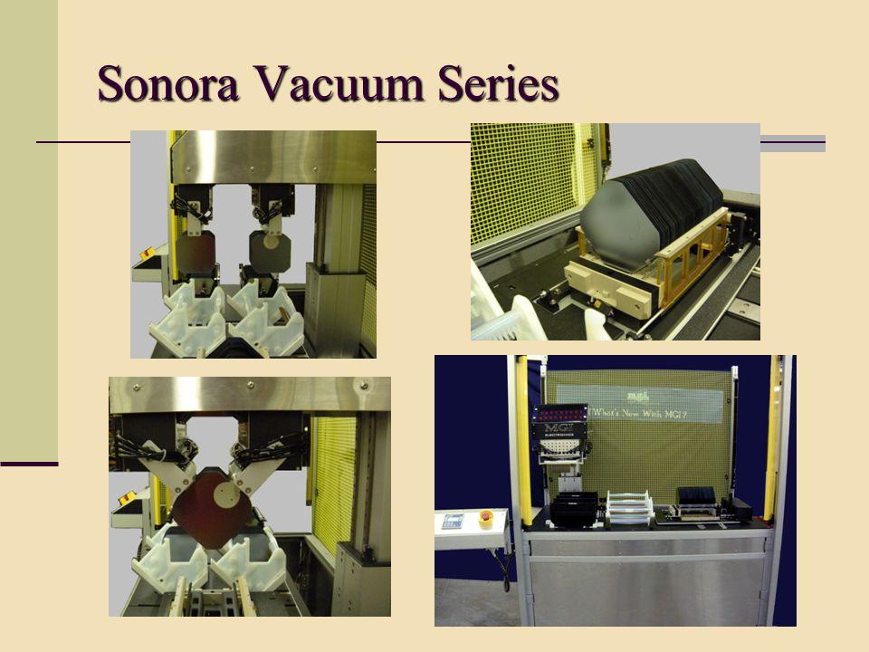 Sonora Vacuum Series