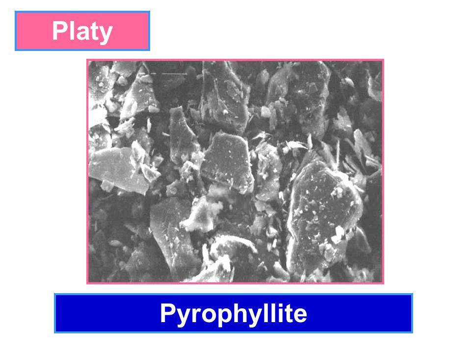 Pyrophyllite Platy