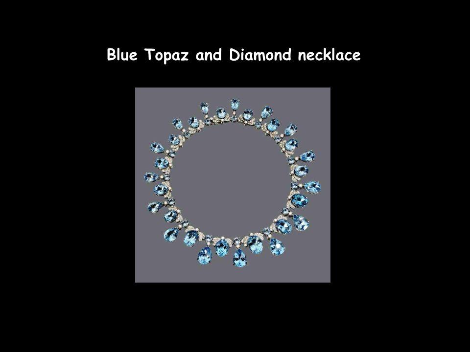 Belle Epoque Sapphire & Diamond brooch and earrings