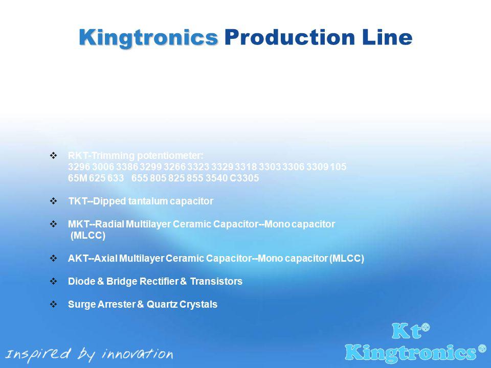 Kingtronics Kingtronics Factory