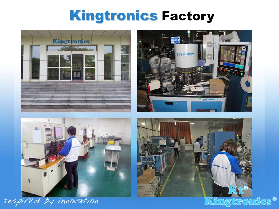 Kingtronics Kingtronics Factory