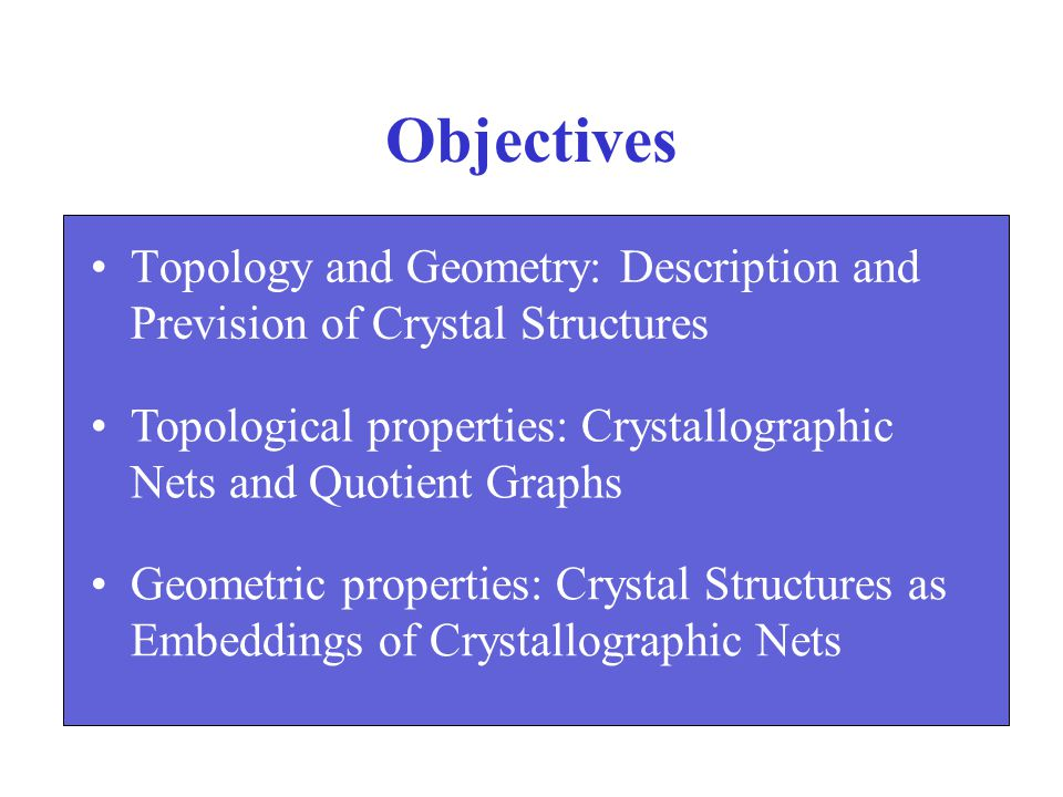 Non-crystallographic nets Local automorphisms = T x {I, σ} : abelian but not free.