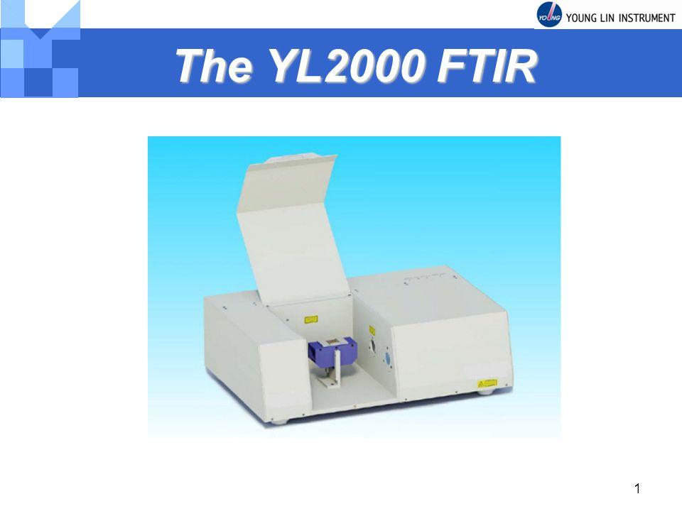 1 The YL2000 FTIR
