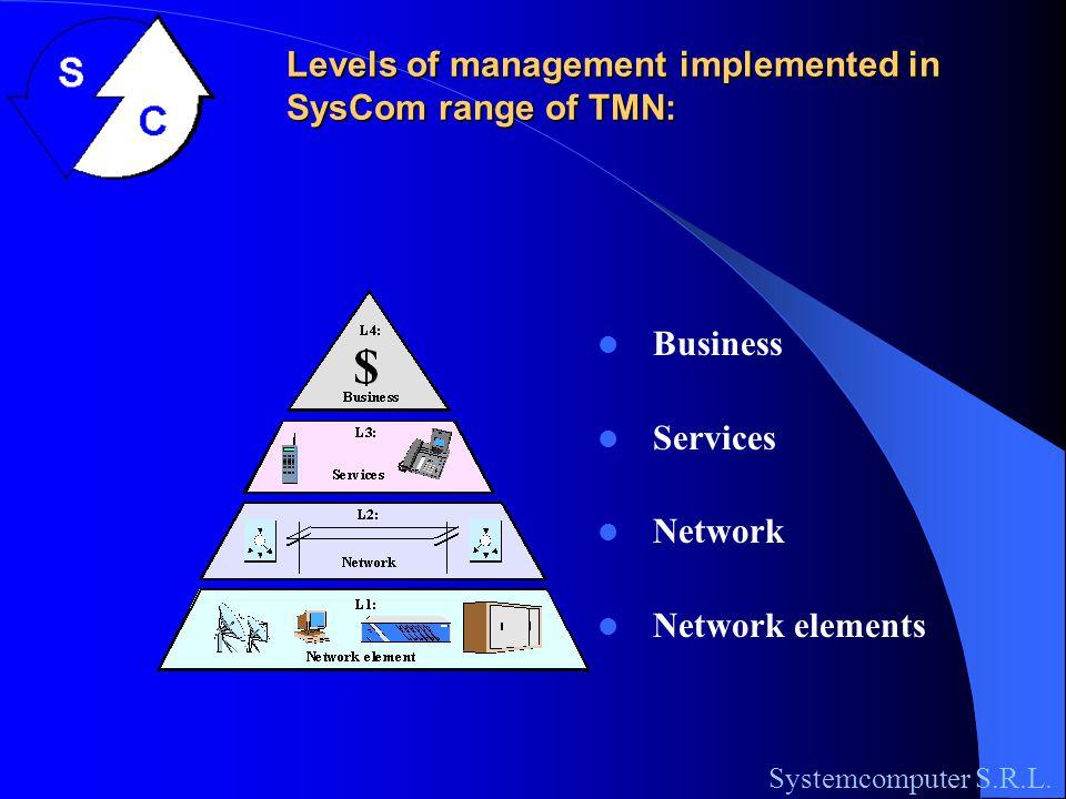 Management model for RomTMN HD Systemcomputer S.R.L.