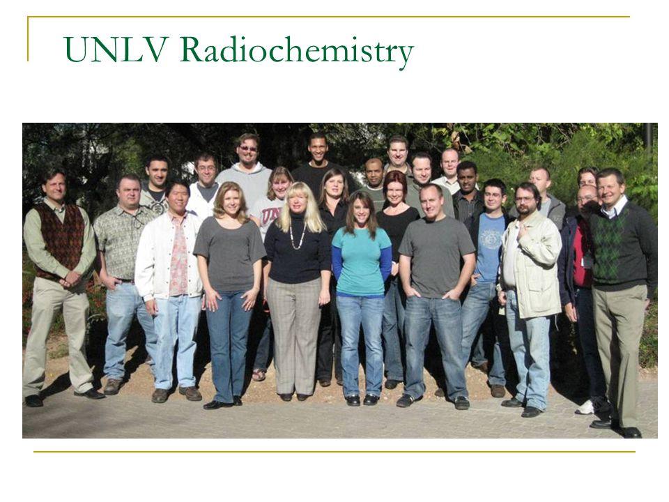 UNLV Radiochemistry