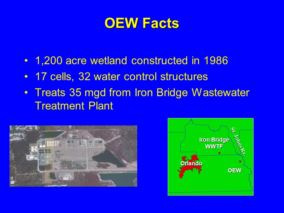 Hypotheses Alum will effectively sequester P in a municipal treatment wetland.
