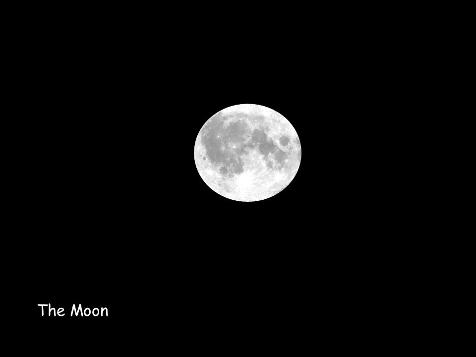 21 The Moon