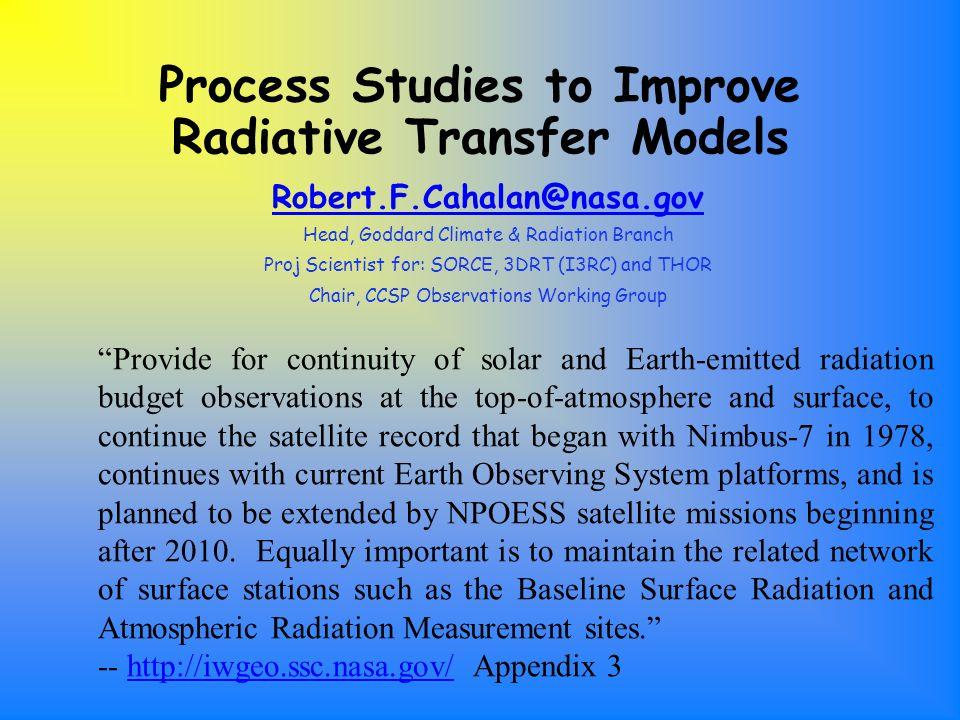 9 February, 2005NOAA Req ts Workshop, Boulder22 Valero et al.