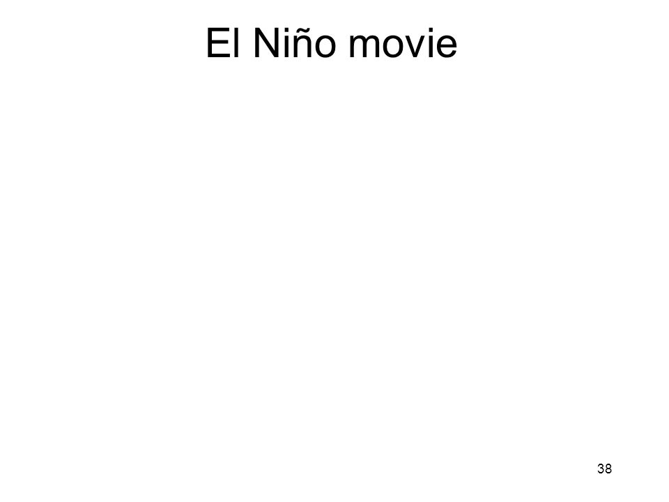 38 El Niño movie