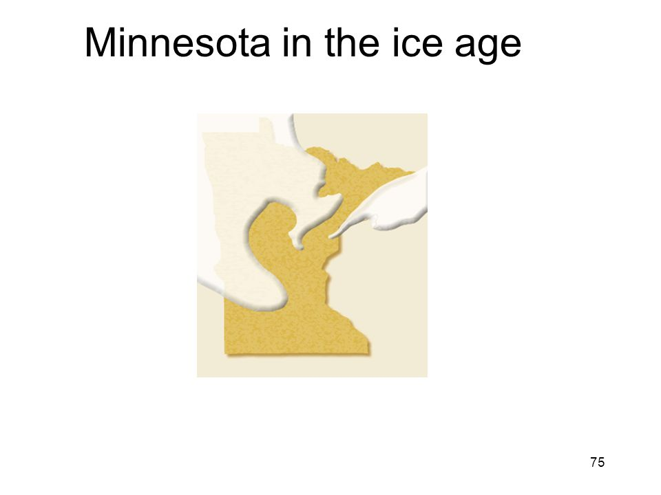 75 Minnesota in the ice age