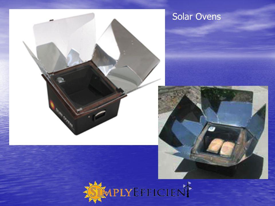 Solar Ovens
